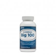 Витамины GNC B-Complex Big 100® 100 капсул