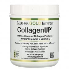 California Gold Nutrition CollagenUP 464 грамм (Морской коллаген)