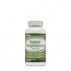 GNC Super Magnesium 400 mg 90 таблеток