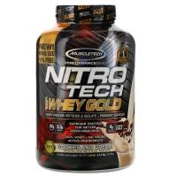 Muscletech® Nitro Tech™ 100% Whey Gold 2,51 кг (Печенье с кремом)