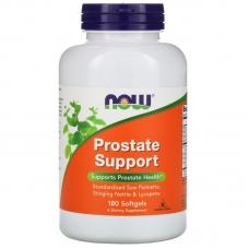 Now Prostate Support 180 softgel (Здоровье простаты)