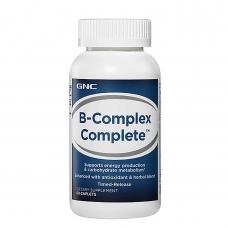 Витамины GNC B-Complex 75 Complete 60 капсул