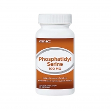GNC Phosphatidyl Serine 100 mg 30 softgel