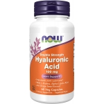Now Hyaluronic Acid 100 mg 60 капсул (Гиалуроновая кислота)
