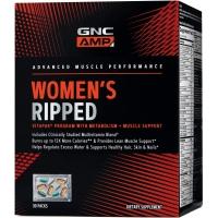 GNC AMP Womens Ripped Vitapak® Program With Metabolism 30 пакетиков