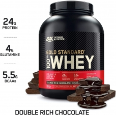 Optimum Nutrition® 100% Whey Gold Standard™ 2,27 кг (Double Rich Chocolate)