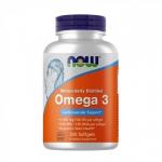 NOW Omega 3 200 капсул (300 EPA+DHA)