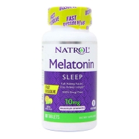 Natrol® Melatonin 10 mg 60 таблеток (Citrus)