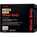GNC Mega Men Whole Body Vitapak® 30 пакетиков