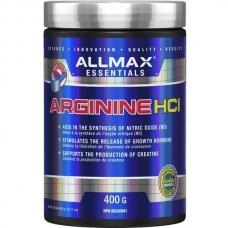 AllMax Arginine HCL 400 грамм (Аргинин)