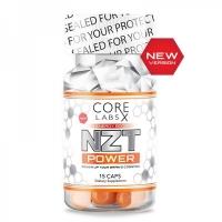 Core Labs NZT Power 15 капсул (модафинил)