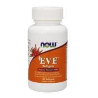 Мультивитамины Now Eve™ 90 softgels