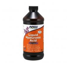 NOW Hyaluronic Acid Liquid 473 ml