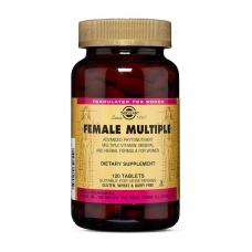 Solgar Female Multiple 120 таблеток