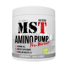 MST Amino Pump Unflavored 300 грамм