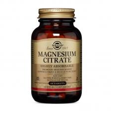 Solgar Magnesium Citrate 60 tabs