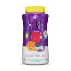 Solgar U-Cubes Children's Multi-Vitamin & Mineral (60 gummies)