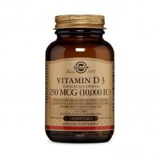 Solgar Vitamin D3 10 000 IU (120 softgels)