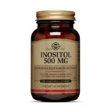 Solgar Inositol 500 mg 100 veg caps