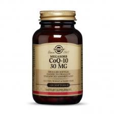 Solgar MegaSorb CoQ-10 30 mg 120 softgels