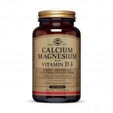 Solgar Calcium Magnesium with Vitamin D3 (150 tabs)