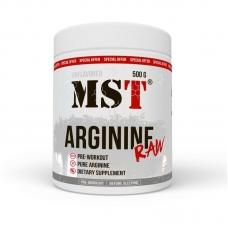 MST Arginine Raw Unflavored 500 грамм