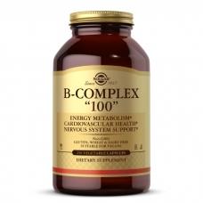 """Solgar B-Complex """"100"""" 250 veg caps"""