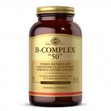 "SolgarB-Complex ""50"" 250 veg caps"
