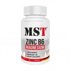 MST Zinc Magnesium B6 60 veg капсул