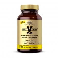 Solgar Formula V VM - 2000 90 таблеток