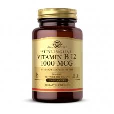 Solgar Vitamin B-12 1000 mcg Sublingual (250 nuggets)