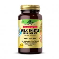 Solgar Milk Thistle Herb Extract (150 veg caps)