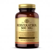 Solgar Resveratrol 500 mg 30 veg caps