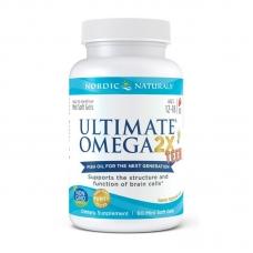 Nordic Naturals Ultimate Omega 2X Teen 60 mini softgels