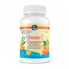 Nordic Naturals Vitamin C Gummies 250 mg 120 gummies
