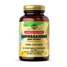 Solgar Ashwagandha 60 veg caps