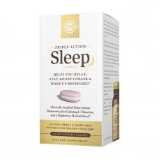Solgar Sleep Triple Action 60 tri-layered tabs