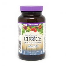 Bluebonnet Nutrition Age-Less Choice Men 50+ 90 caplets