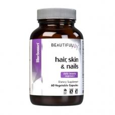 Bluebonnet Nutrition Hair, Skin & Nails 60 veg caps