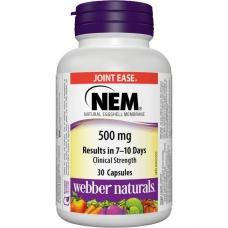 Webber Naturals® NEM 500mg 30 капсул