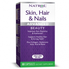 Natrol® Skin Hair Nails 60 капсул