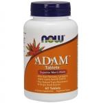 Витамины NOW Adam™ 60 таблеток