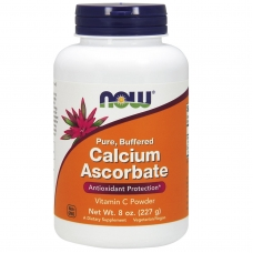 Now Calcium Ascorbate 227 грамм