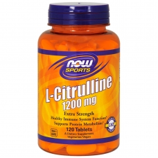 Now L-Citrulline 1200 mg 120 таблеток