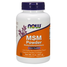 Now MSM Powder 227 грамм