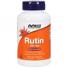 Now Rutin 450 mg 100 капсул