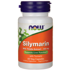 Силимарин Now Silymarin 150 Mg 60 капсул