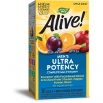 Natures Way Alive!® Once Daily Men's Multi-Vitamin 60 таблеток