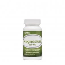 GNC Magnesium 250 90 таблеток
