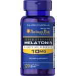 Puritans Pride Melatonin 10 mg 120 капсул